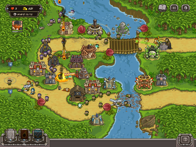 Kingdom Rush Barracks