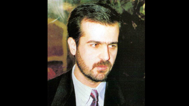 basil al-assad, bail assad