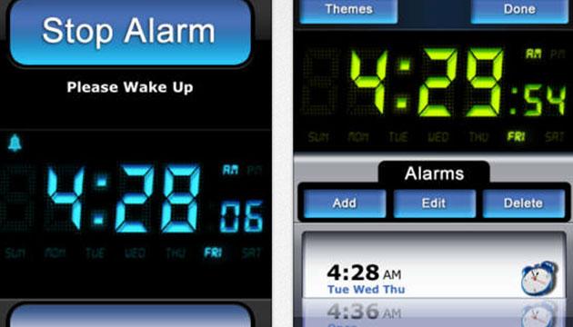 best alarm clock apps for iphone best alarm clock
