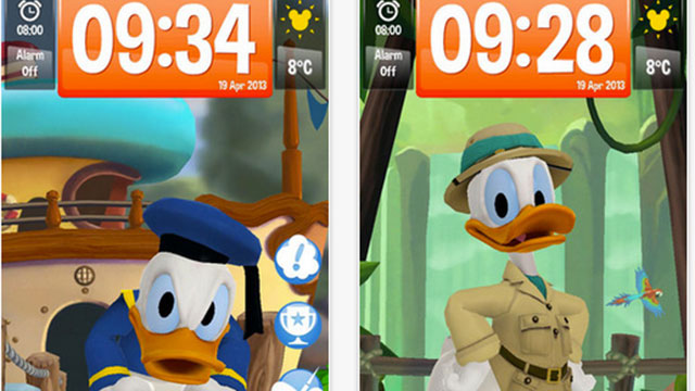 best alarm clock apps for iphone wake up with disney