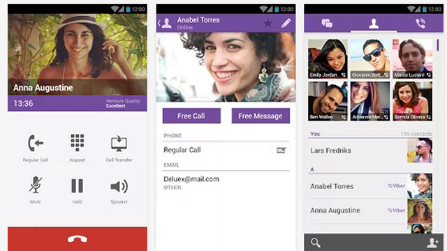 best android app updates viber