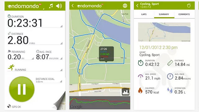 best health and fitness apps edomondo sports tracker pro