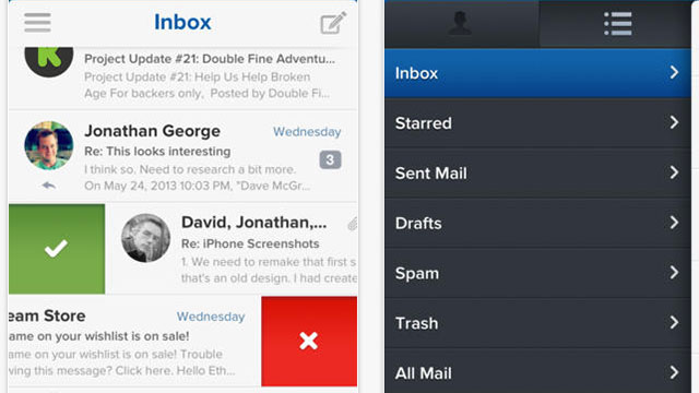 best new iphone and ipad apps evomail