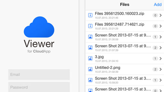 best new iphone and ipad apps viewer for cloudapp