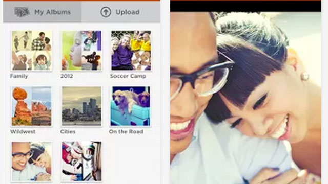 best photo sharing apps for android and iphone shutterfly