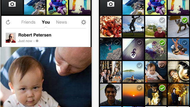 best photo sharing apps for iphone facebook camera