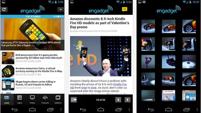 best podcast app for android engadget