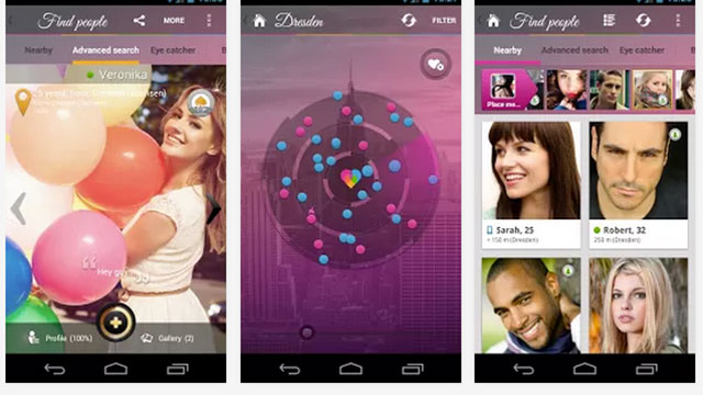 best social networking dating apps for android lovoo