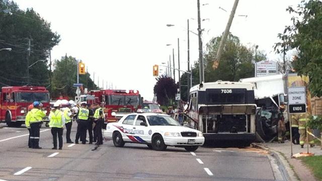 Toronto bus crash, scarborough bus crash, bus crash victim
