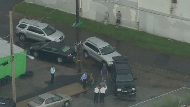 Philly High Speed Chase