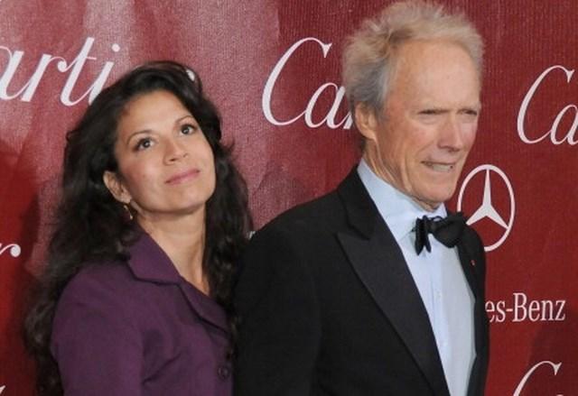 Clint Eastwood, Dina Eastwood
