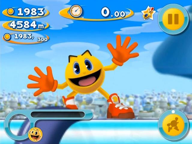 Pac Man Dash Cheats