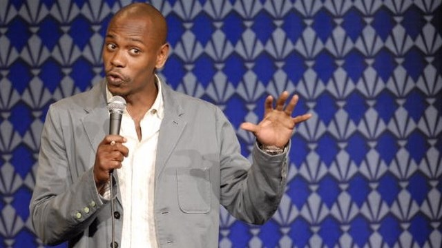 Dave Chappelle, Dave Chappelle Booed Off Stage