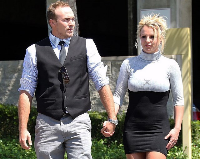 Britney Spears, Britney Spears David Lucado