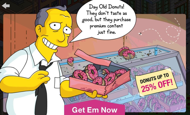 The Simpsons Tapped Out Tips