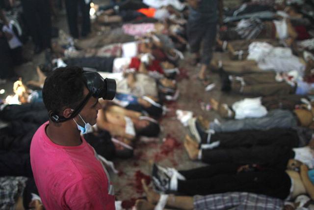 Protest, Egypt, Violence