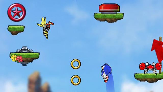 Sonic Jump Tips
