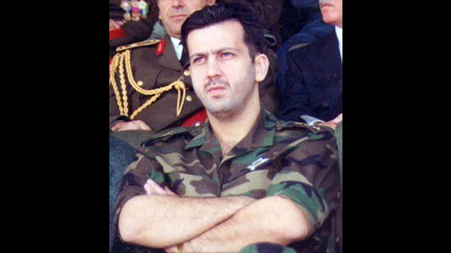 maher al-assad, maher assad chemical weapons