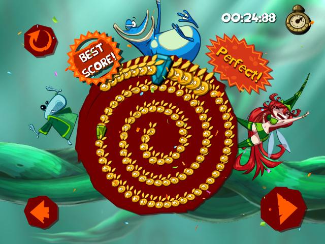 Rayman Jungle Run Tips
