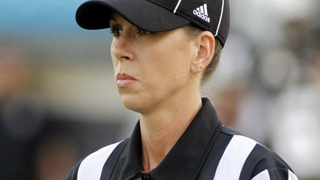 Sarah Thomas NFL, Sarah Thomas Referee