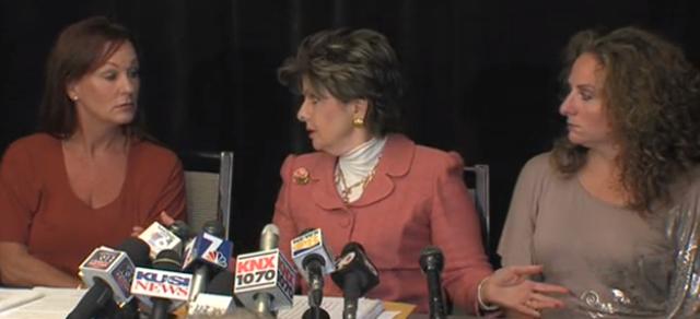 Michelle Tyler San Diego Mayor Bob Filner Sexual Harassment Gloria Allred