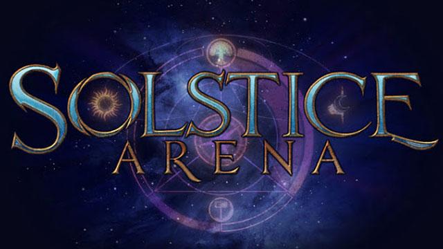 solstice arena guide