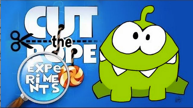 top 10 android puzzle games cut the rope experiments