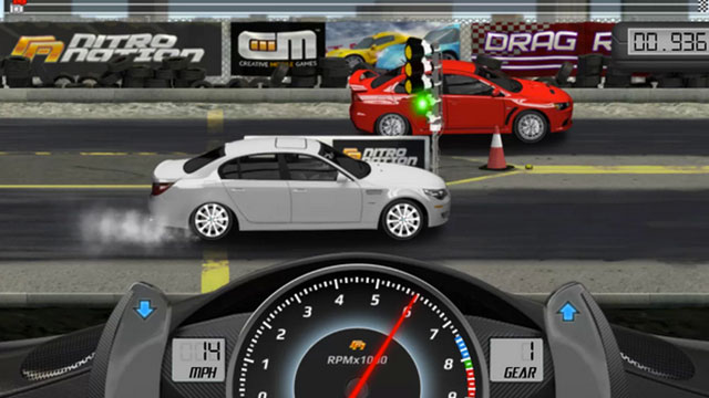 top 10 best android racing games drag racing