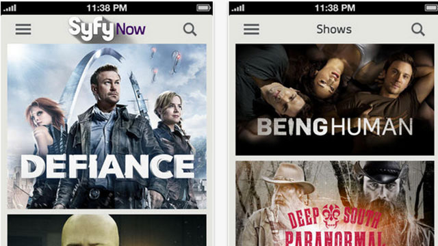 top best iphone apps syfy now