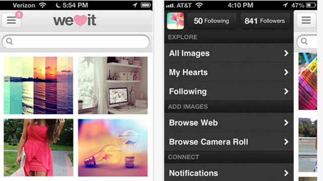 top best iphone apps we heart it