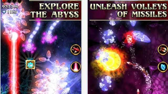 top new iphone games abyss attack