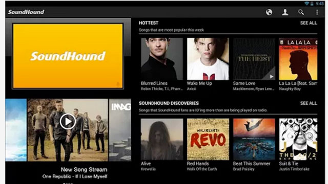 top paid android apps soundhound