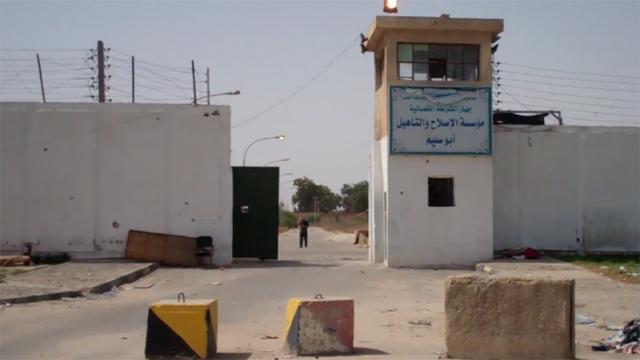 abu salem prison, libya, ghadafi