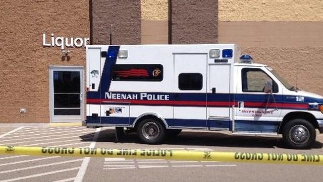 Walmart Shooting in Neenah