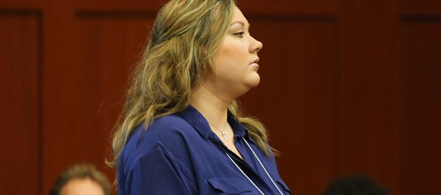 Veronica Zuazo George Zimmerman Mistress, Shellie Zimmerman Divorce Veronica Zuazo, George Zimmerman arrest ex-fiancee.