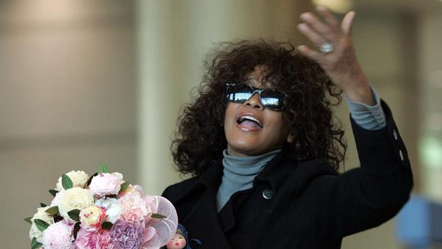 Whitney Houston Dead Body Comments, Inappropriate Comments Sergeant Whitney Houston, Cop Makes Inappropriate Comments About Whitney Houston, Cop Peeks at Whitney Houston Sheet, Cop Lifts Up Sheet Whitney Houston Dead Body