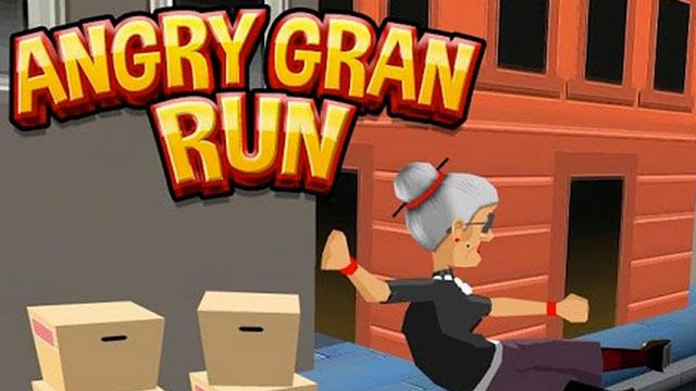 angry gran run android