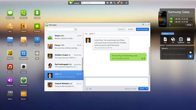 best remote desktop apps for android airdroid