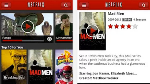 best samsung galaxy s4 apps netflix