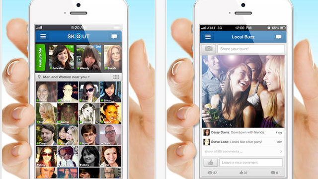 best social networking dating apps for iphone skout