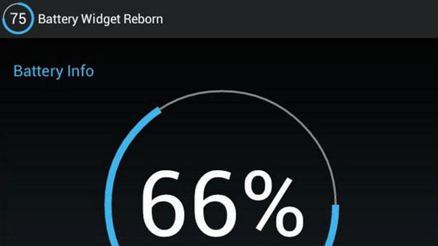 best widgets for android battery widget reborn