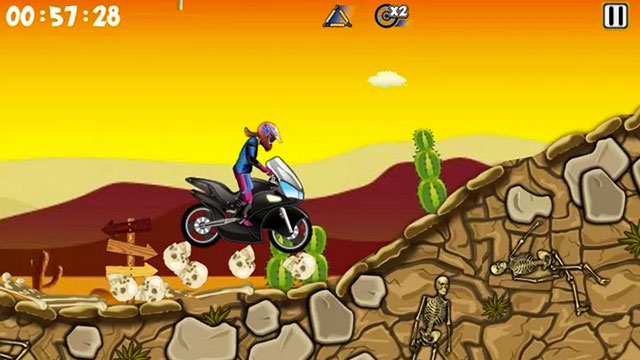 bike extreme android app