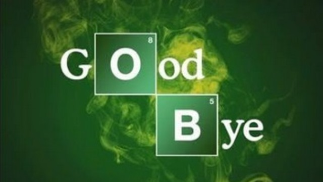 Breaking Bad Series Finale, Goodbye Breaking Bad Farewell Finale, Breaking Bad Celebrity Twitter Tweets