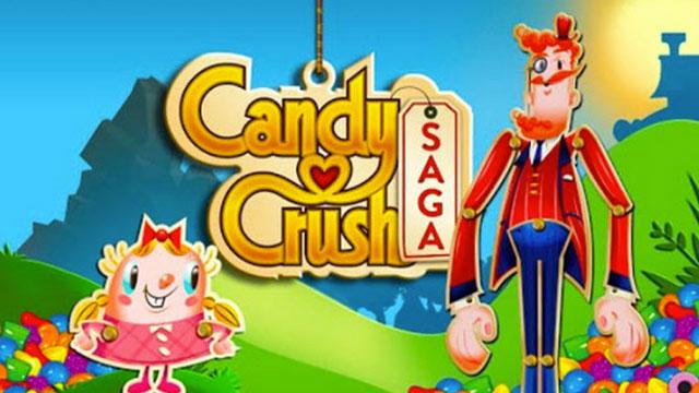candy crush saga iphone 5c app