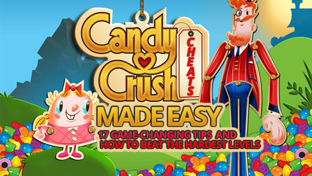 Candy Crush Cheats Codes