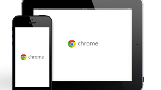 chrome iphone 5s app