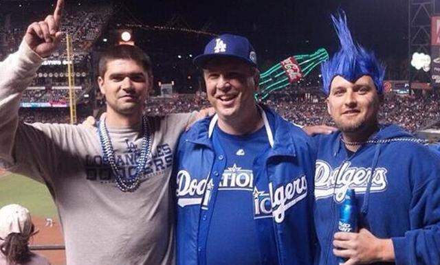Jonathan Denver AT&T Park, Jonathan Denver Dodger fan stabbed by Giants fans, Jonathan Denver killed baseball.
