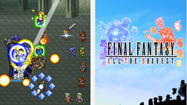 final fantasy all the bravest android app