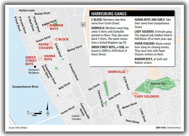 Harrisburg High School Shooting, Brawl outside Pennsylvania High School, Shooting no injuries in Harrisburg High School.