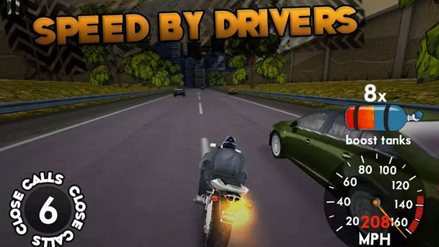 highway rider android app